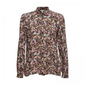 Esprit blomster skjorte