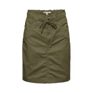 Army bomulds nederdel fra Esprit